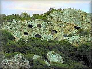 La necropolis de Calas Covas ·cales coves