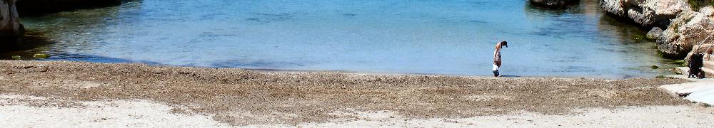 Platja Gran, Playa Grande Ciudadela de Menorca, playa urbana